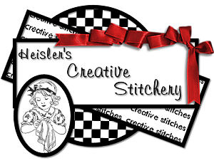 Welcome to Heisler's Creative Stitchery